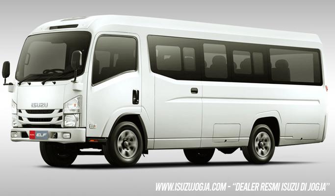 Isuzu NLR55 B, NLR55 BX, NLR55 BLX (Microbus)